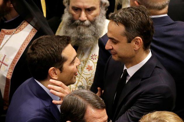 Μητσοτάκη: Ολέθριες οι προτάσεις του ΣΥΡΙΖΑ για τη Συνταγματική