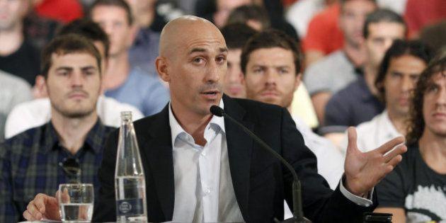 La Federación de Fútbol suspende sus competiciones a partir del 16 de