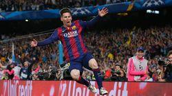 Messi revoluciona al Barça ante el Bayern de Guardiola