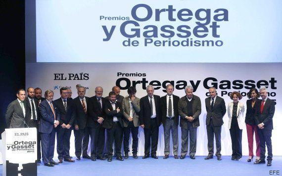 El discurso por la libertad de expresión de los Premios Ortega y Gasset