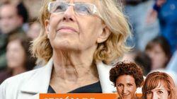 Carmena-Aguirre: duelo en las calles de