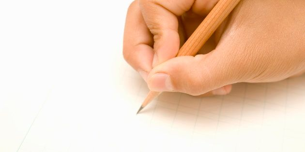 El escrito de seis líneas de una niña de 7 años que ha ablandado hasta a