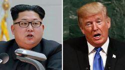Corea del Norte acusa a Trump de declarar la guerra a su