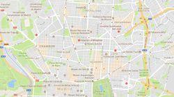 Un usuario se da cuenta de dónde te lleva Google Maps si tecleas