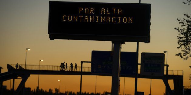 Las grandes ciudades españolas no cumplen con los niveles para garantizar una buena calidad del