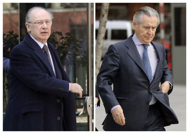 La Audiencia Nacional deja libres sin fianza a Miguel Blesa y Rodrigo