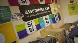 La web de la Asamblea Nacional Catalana, inaccesible desde las 23.00 horas de este