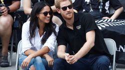 Por fin: las primeras fotos del príncipe Harry y Meghan Markle