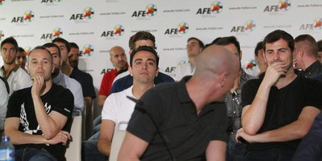 La AFE secunda la huelga en el fútbol a partir del 16 de