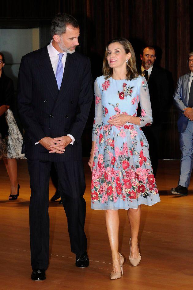 Felipe VI y Letizia en