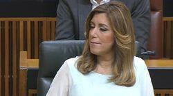 El Parlamento andaluz rechaza por segunda vez la investidura de