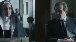 Macarena García hace un guiño a 'La llamada' en el último capítulo de 'El Ministerio del