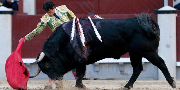 Corrida de la Feria de San Isidro de Madrid, en