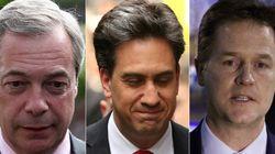 Dimiten los tres grandes derrotados de las elecciones