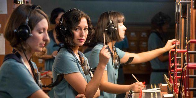 Blanca Suárez es Lidia, la protagonista de 'Las chicas del