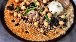 'Plov': un guiso de arroz para el