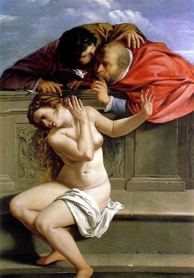 Susanna i els vells, Col·lecció Schönborn,