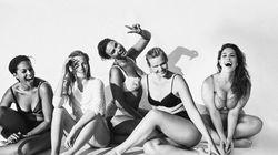 Desnudas para cambiar la percepción de la belleza en la