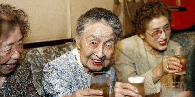 Aprende de los japoneses cómo convertirte en un anciano