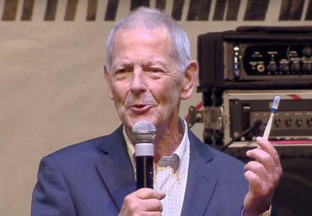 Walter Stahel, arquitecto y asesor industrial
