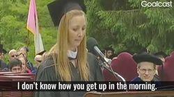 El inspirador discurso de Lisa Kudrow sobre los reveses de la