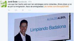 El rifirrafe en Twitter entre Jordi Évole y el alcalde de Badalona por este