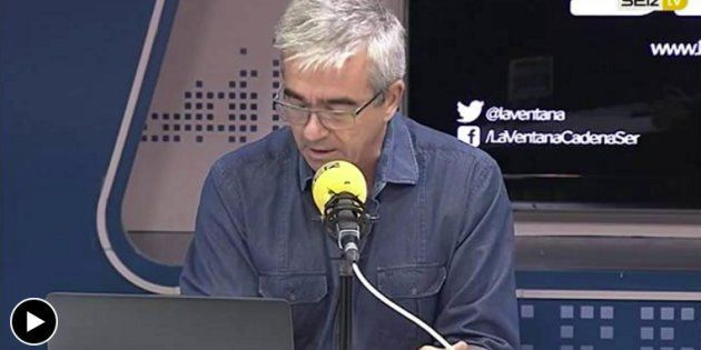 Elogios a Carles Francino por su reflexión sobre Cataluña: