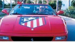 El Porsche de Pujol Jr. echa humo en