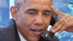 Cómo reaccionas si Obama te llama para felicitarte el día de la madre