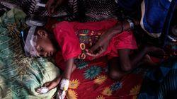 La sequía en Somalia deja al menos 110 muertos en las últimas 48