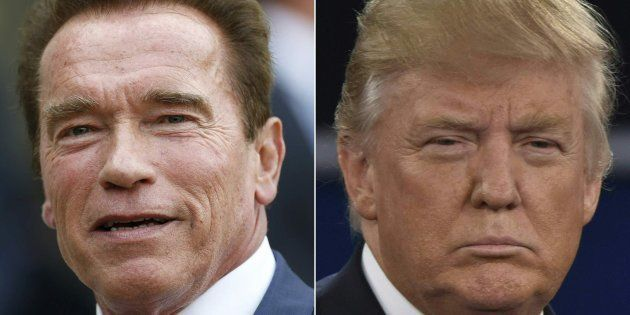Donald Trump lanza un nuevo ataque a Arnold
