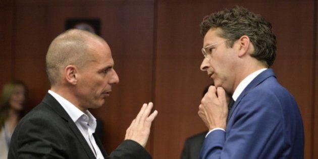 La reunión en el Eurogrupo sobre Grecia, sin visos de