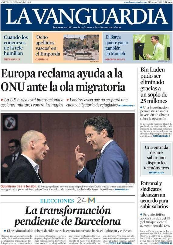 Grexit, Bréxit y otras amenazas que planean sobre la Unión