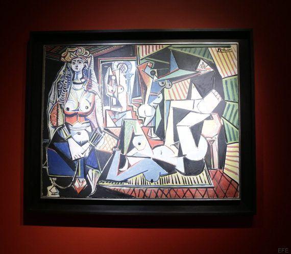 El cuadro más caro del mundo: 'Les femmes d' Alger', de Picasso, vendido por 160 millones de