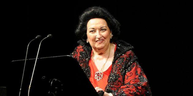 Montserrat Caballé da plantón al juez en su juicio por fraude