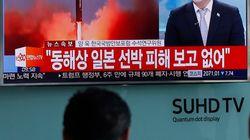 Corea del Norte lanza al mar cuatro misiles