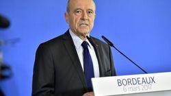 El ex primer ministro Alain Juppé dice que no será candidato a la presidencia