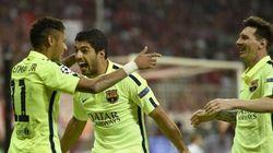 El Barça, a la final de la Champions
