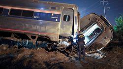 Al menos cinco muertos y más de 50 heridos al descarrilar un tren en