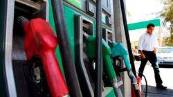 Sube el precio de la gasolina, el teléfono y la