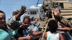 Puerto Rico clama ayuda tras el paso del huracán