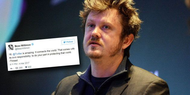 Beau Willimon, creador de 'House of