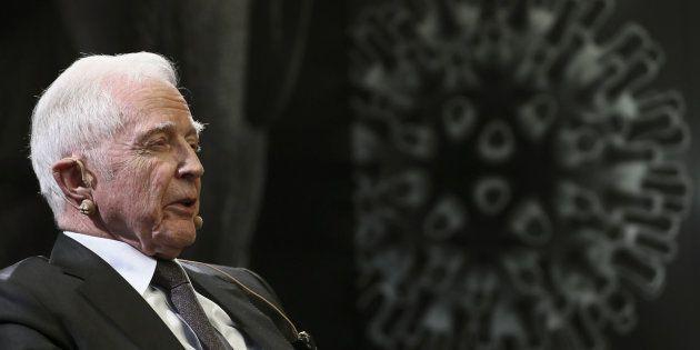 El Nobel de Medicina Harald zur Hausen: