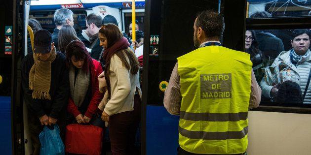 Siete cosas que te interesa saber sobre el paro en el metro de Madrid de