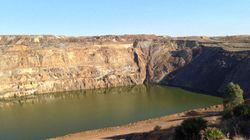 Andalucía paraliza la adjudicación de la mina de