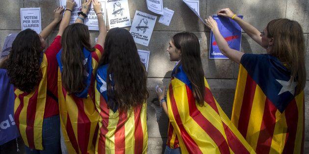 El Tribunal Superior de Cataluña ordena a Mossos, Guardia Civil y Policía precintar las sedes electorales...