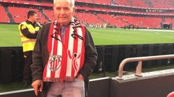 Una tuitera lanza una campaña para que el Athletic de Bilbao se sume al cumpleaños de su abuelo