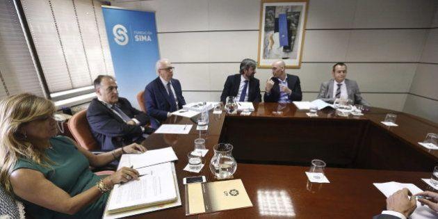 El conflicto en el fútbol español: la guerra de todos contra