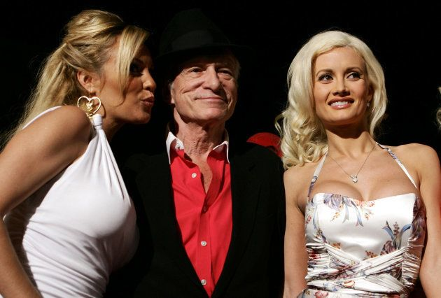 Muere a los 91 años el fundador de Playboy Hugh