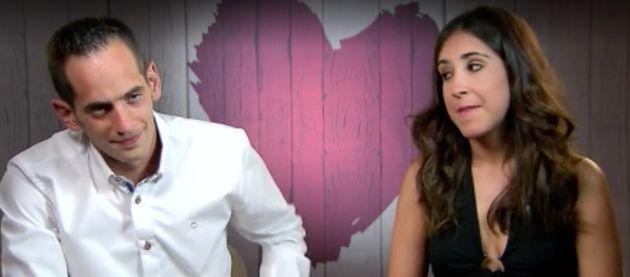 Esta chica le pega el mayor 'hachazo' de la historia de 'First Dates' a este vergonzoso